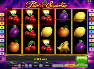 Fruit Sensation на Maxbet зеркало