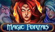 Зеркало для автомата Magic Portals