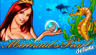 Автомат Mermaid's Pearl Deluxe на зеркале