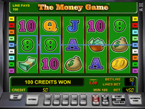 The Money Game на зеркале maxbetslots