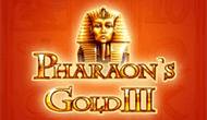Игровой автомат Pharaoh`s Gold III от Максбетслотс - онлайн казино Maxbetslots
